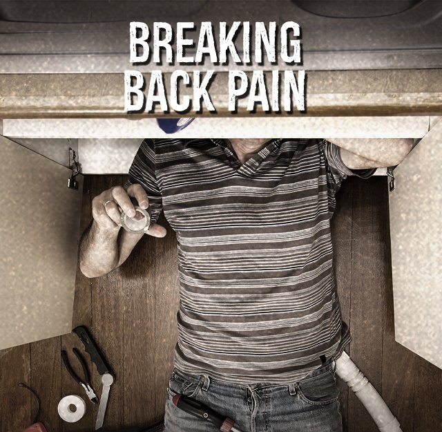 Breaking back pain