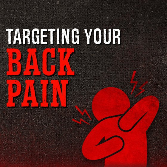 back pain treatment with BENGAY® Products