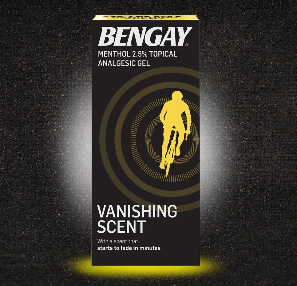BENGAY® Vanishing Scent Pain Relief Gel